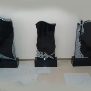 Гранитные плиты любых конфигураций и размеров - Камень памяти - Наша работа