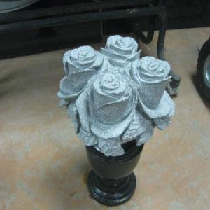 Каменные розы - Камень памяти - Наша работа