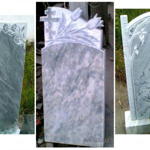 Резные цветы и листья - Камень памяти - Примеры других исполнителей