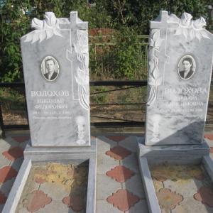Мраморные плиты - Камень памяти - Наша работа