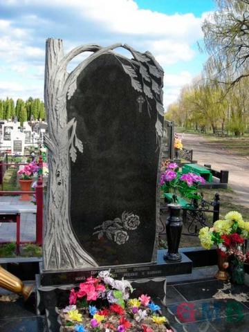 Гранитное дерево - Камень памяти - Примеры других исполнителей