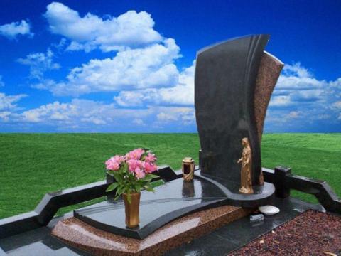 Мраморно-гранитный мемориальный комплекс - Камень памяти - Примеры других исполнителей
