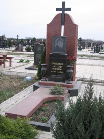 Памятник с портретом - Камень памяти - Примеры других исполнителей