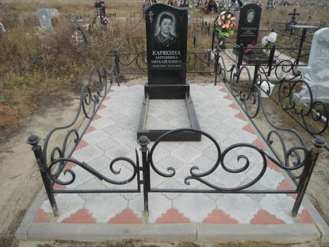 Тротуарная плитка - Камень памяти - Примеры других исполнителей